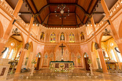 A holy ground of Maria Church Royalty Free Stock Photos