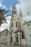 Holy heart of Jesus church in Camaguey Stock Images