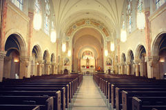 Holy Hill Cathedral royalty free stock photos