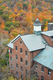 Holy Hill Church in Fall royalty free stock photos