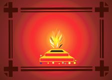Holy Homam Stock Images