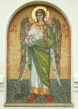 Holy icon St. Gavrilo Royalty Free Stock Photo