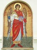Holy icon St Mihailo Stock Image