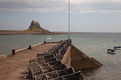 Holy Island Stock Photos