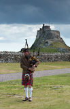 Holy Island Stock Images