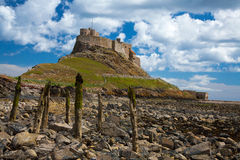 Holy Island Royalty Free Stock Image
