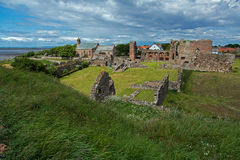 Holy Island Royalty Free Stock Photo