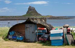 Holy Island Royalty Free Stock Photos