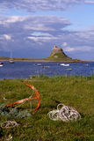 Holy Island, Northumberland Royalty Free Stock Photos