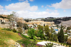 Holy Jerusalem Royalty Free Stock Images