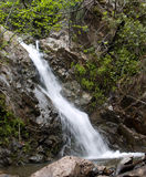 Holy Jim Falls, El Toro. Small waterfall on the Holy Jim Trail in El Toro, California Royalty Free Stock Image