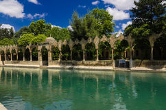 Holy Lake (Fish Lake), Urfa Stock Images