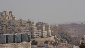Holy Land. Bethlehem. Palestinian National Authority stock footage