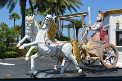 The Holy Land experience in Orlando Royalty Free Stock Image