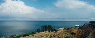Holy land Series - Sea of Galilee#2 Royalty Free Stock Photography