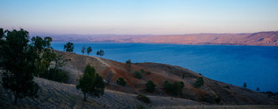 Holy land Series - Sea of Galilee#7 Stock Image