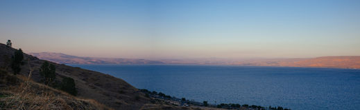 Holy land Series - Sea of Galilee#4 Royalty Free Stock Image