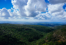 Holy land Series -Yehi`am Fortress National Park 4 Royalty Free Stock Image