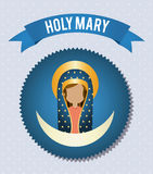 Holy mary Royalty Free Stock Images