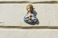 Holy Mary Royalty Free Stock Photo
