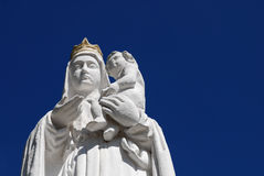 Holy mary statue Stock Photography