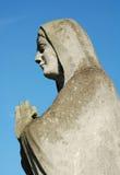 Holy Mary statue Stock Photo
