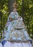 Holy Mary statue - Slovakia Royalty Free Stock Photography