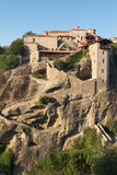 Holy Monastery Of Great Meteoron Royalty Free Stock Photography