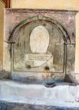 Holy Monastery source Bachkovski royalty free stock images