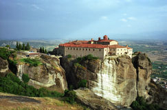 The Holy Monastery of St. Stephen Stock Images