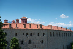 Holy Monastery of St. Stephen Royalty Free Stock Images