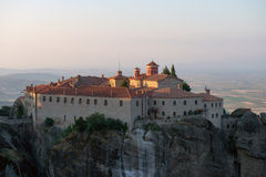 The Holy Monastery of St. Stephen Royalty Free Stock Photo