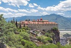 The Holy Monastery of St. Stephen, Meteora, Greece 2 Stock Photo