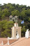 The Holy Monastery of the Virgin of Kykkos Royalty Free Stock Images