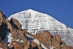 Holy Mount Kailash Stock Photography