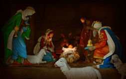 Holy night Royalty Free Stock Photo