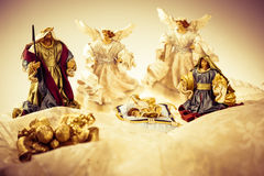 Holy night Stock Images