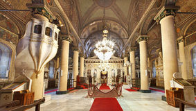 Holy Patriarchal and Stavropedic Monastery Royalty Free Stock Photo