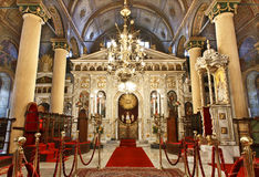 Holy Patriarchal and Stavropedic Monastery Stock Photo