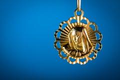 Holy pendant Stock Photography
