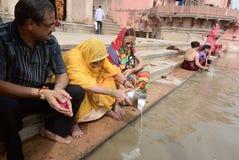 Holy Place Mathura Royalty Free Stock Photo