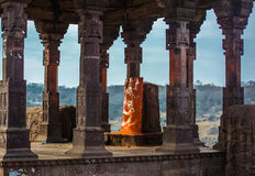 Holy place in ranthambhore Royalty Free Stock Image