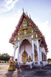Holy place. Sacred places of Buddhism as a religious ceremony Stock Photos