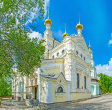 The holy places of Kharkov Stock Photo