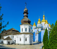 The Holy Places of Kiev Royalty Free Stock Images