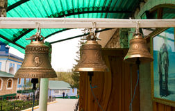 Holy places of Moldova. Monastery Saharna Royalty Free Stock Images