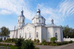 Holy Pokrovsky Female Monastery Stock Image
