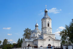 Holy Pokrovsky Female Monastery Royalty Free Stock Photography