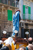Holy procession. Molfetta. Puglia. italy. Stock Photos