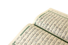 Holy Quran Royalty Free Stock Photo